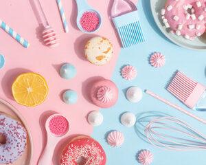 Ingredienti Base e Decorazioni in zucchero